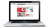 Novo site reforça aposta na internet