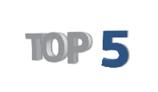 TOP 5 Setembro 2011