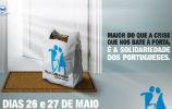 Loja do Condomínio em iniciativa solidária do Banco Alimentar
