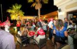 LDC Summer Party inunda Le Club de vermelho