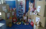 Campanha de recolha de brinquedos excede expectativas