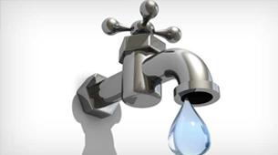 Água: Por cada dez euros pagos, três são de água que não consome